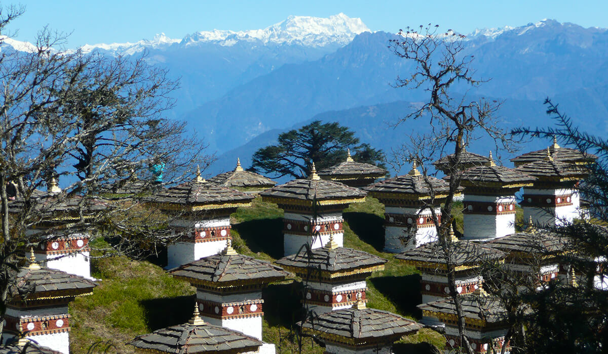 Small Group Journeys to Bhutan